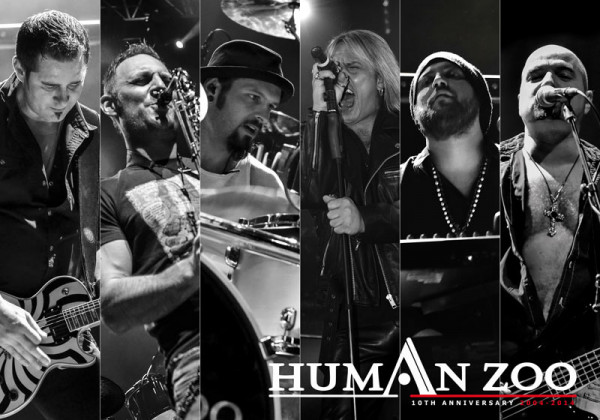 Common gig of Black Tiger and Human Zoo