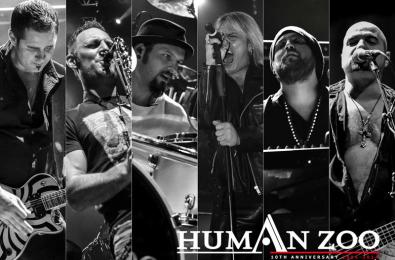 Common gig of Black Tiger and Human Zoo