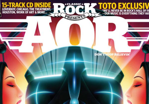 Black Tiger v britském magazínu Classic Rock!