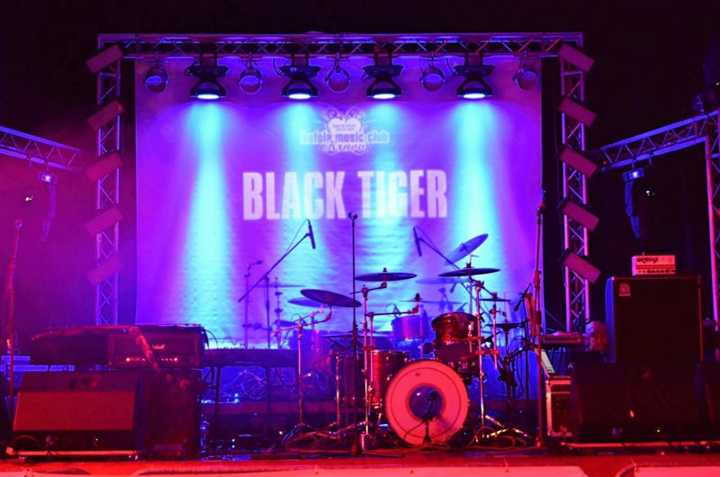 Black Tiger will play in Germany!