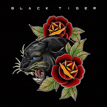 THE DEBUT ALBUM OF BLACK TIGER IS OUT NOW!